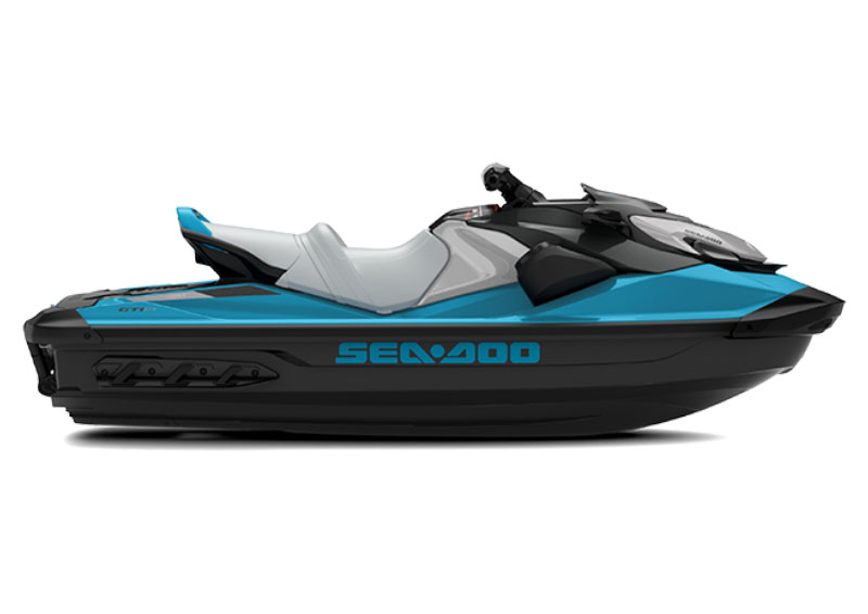 2021 Sea-Doo GTI SE 130 iBR + Sound System in Oak Creek, Wisconsin - Photo 2