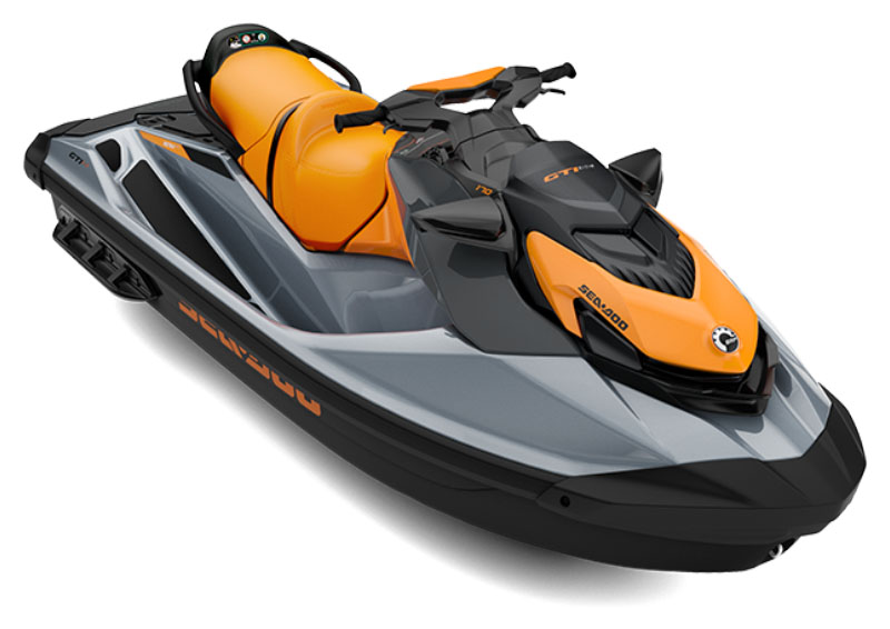 2021 Sea-Doo GTI SE 170 iBR in Lagrange, Georgia - Photo 1