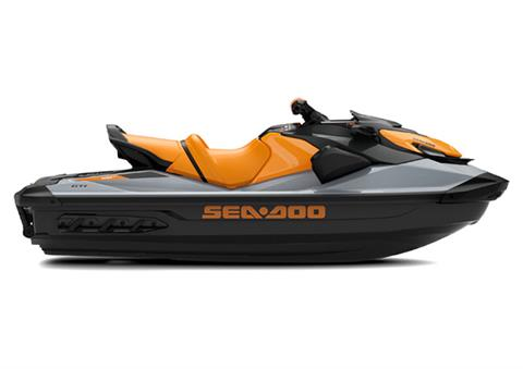 2021 Sea-Doo GTI SE 170 iBR + Sound System in Ontario, California - Photo 2