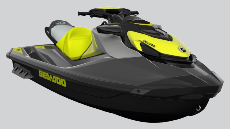 2021 Sea-Doo GTR 230 iBR in Afton, Oklahoma