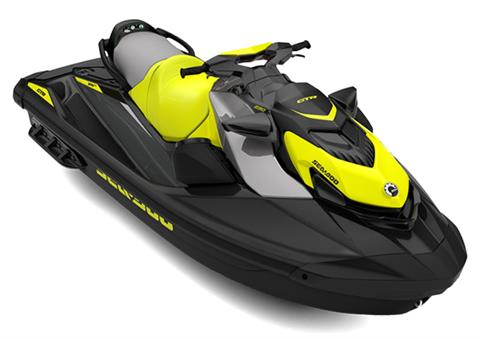 2021 Sea-Doo GTR 230 iBR + Sound System in Island Park, Idaho