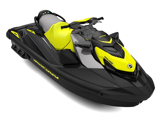 2021 Sea-Doo GTR 230 iBR + Sound System in Huron, Ohio