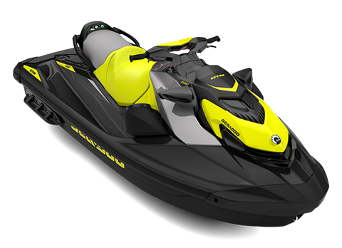2021 Sea-Doo GTR 230 iBR + Sound System in Mineral Wells, West Virginia