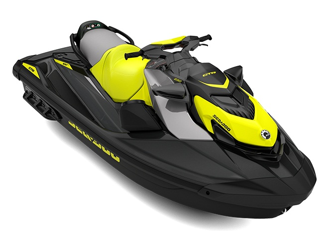 2021 Sea-Doo GTR 230 iBR + Sound System in Savannah, Georgia