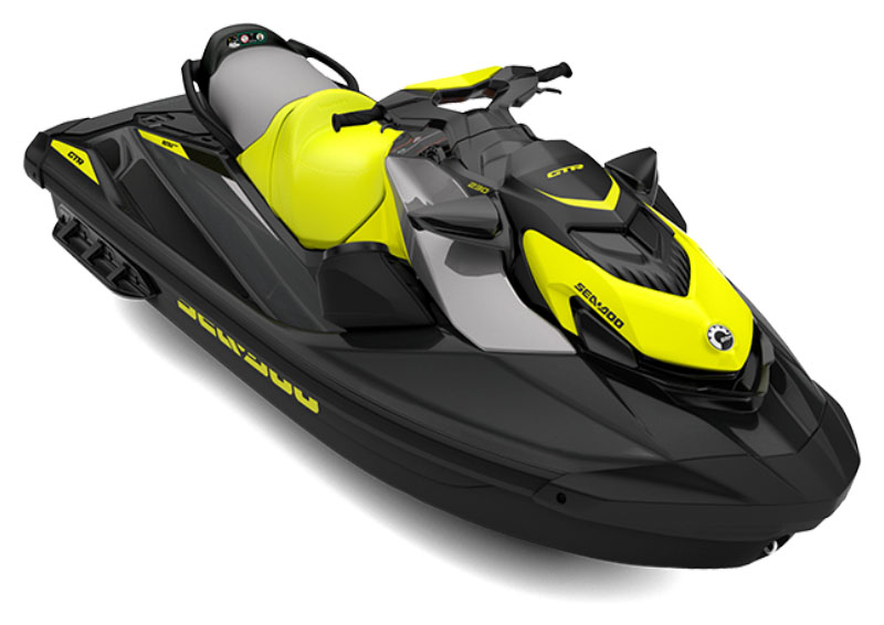2021 Sea-Doo GTR 230 iBR + Sound System in Mineral Wells, West Virginia - Photo 1