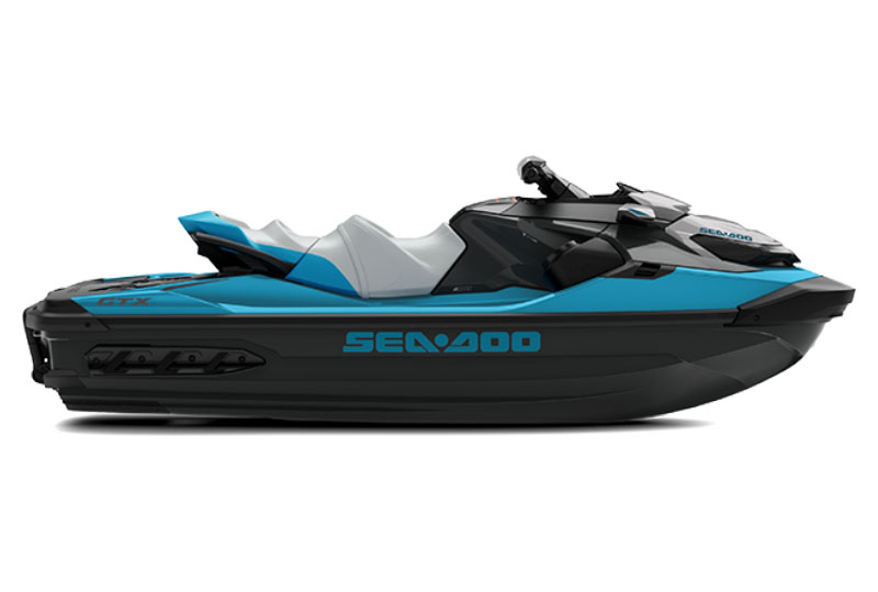 2021 Sea-Doo GTX 170 iBR in Lumberton, North Carolina - Photo 2