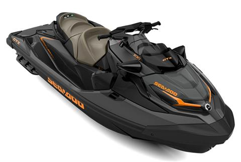 2021 Sea-Doo GTX 230 iBR + Sound System in Ponderay, Idaho
