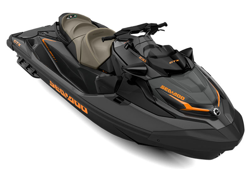 2021 Sea-Doo GTX 230 iBR + Sound System in Albemarle, North Carolina