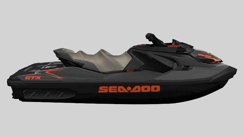 2021 Sea-Doo GTX 300 iBR in Hanover, Pennsylvania - Photo 3