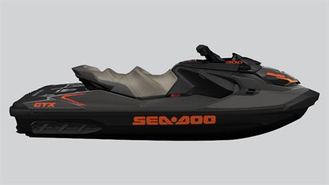 2021 Sea-Doo GTX 300 iBR in Mount Pleasant, Texas - Photo 3