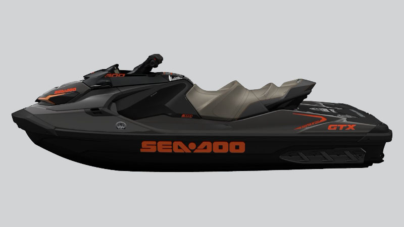 2021 Sea-Doo GTX 300 iBR in College Station, Texas - Photo 4