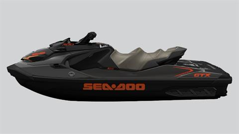 2021 Sea-Doo GTX 300 iBR in Dickinson, North Dakota - Photo 4