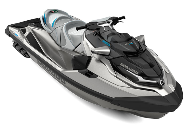 2021 Sea-Doo GTX Limited 300 in Augusta, Maine