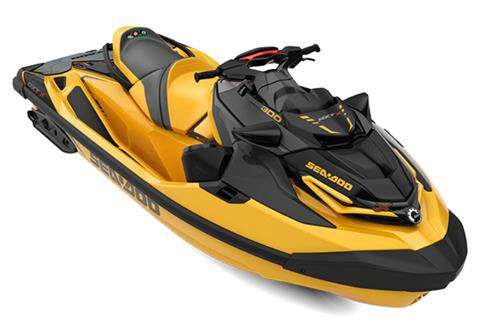 2021 Sea-Doo RXT-X 300 iBR in Panama City, Florida
