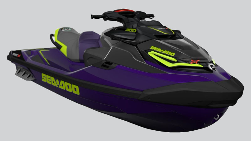 2021 Sea-Doo RXT-X 300 iBR in Speculator, New York