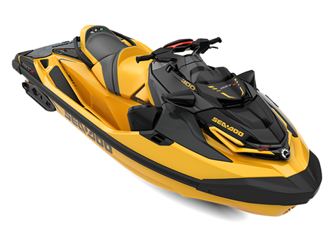 2021 Sea-Doo RXT-X 300 iBR in Clearwater, Florida