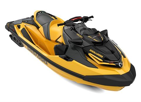 2021 Sea-Doo RXT-X 300 iBR in Waterbury, Connecticut