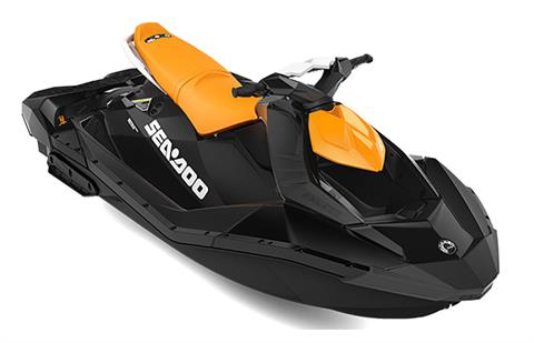2021 Sea-Doo Spark 3up 90 hp in Waterbury, Connecticut