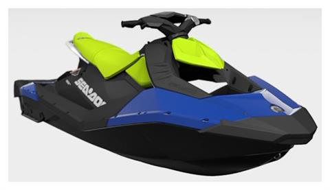2021 Sea-Doo Spark 3up 90 hp in Augusta, Maine