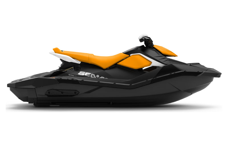 2021 Sea-Doo Spark 3up 90 hp in College Station, Texas - Photo 2