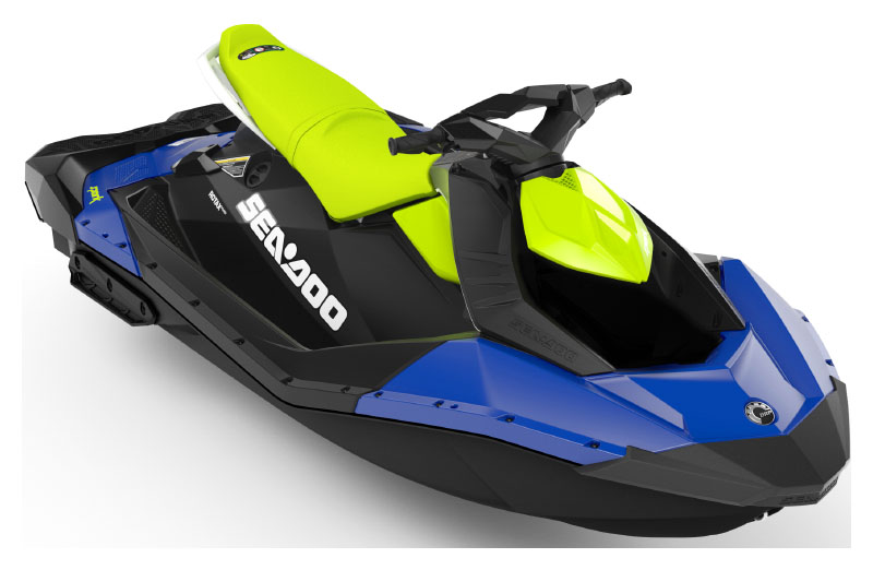 2021 Sea-Doo Spark 3up 90 hp in Zulu, Indiana - Photo 1