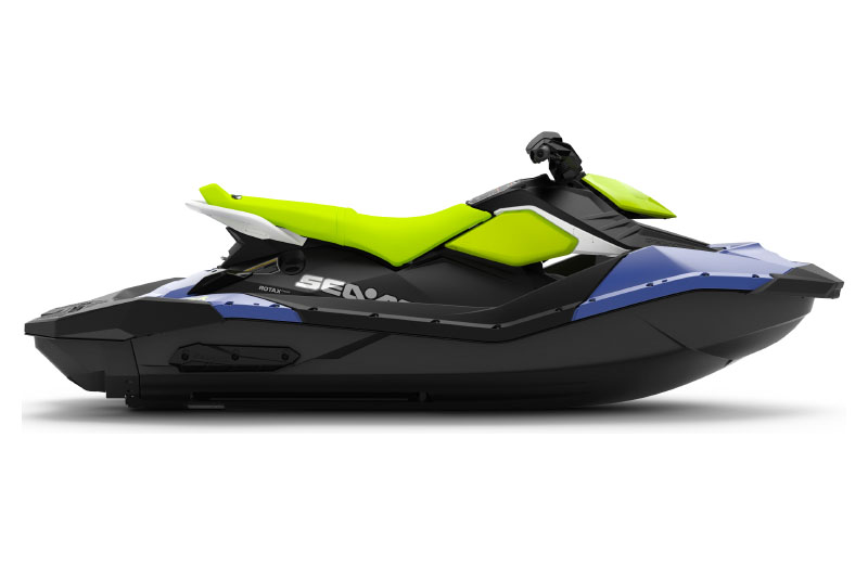 2021 Sea-Doo Spark 3up 90 hp in Hillman, Michigan - Photo 2