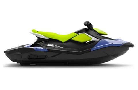 2021 Sea-Doo Spark 3up 90 hp in Zulu, Indiana - Photo 2