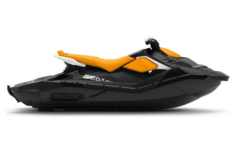 2021 Sea-Doo Spark 3up 90 hp iBR + Convenience Package in Kenner, Louisiana - Photo 2