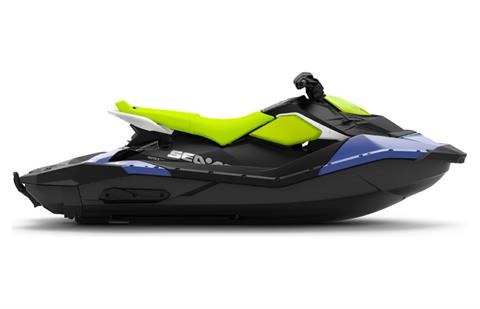 2021 Sea-Doo Spark 3up 90 hp iBR + Convenience Package in Lafayette, Louisiana - Photo 2