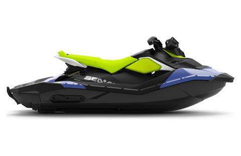 2021 Sea-Doo Spark 3up 90 hp iBR, Convenience Package + Sound System in Lumberton, North Carolina - Photo 2