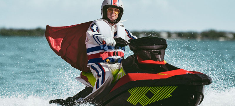 2021 Sea-Doo Spark Trixx 3up iBR + Sound System in Speculator, New York - Photo 7