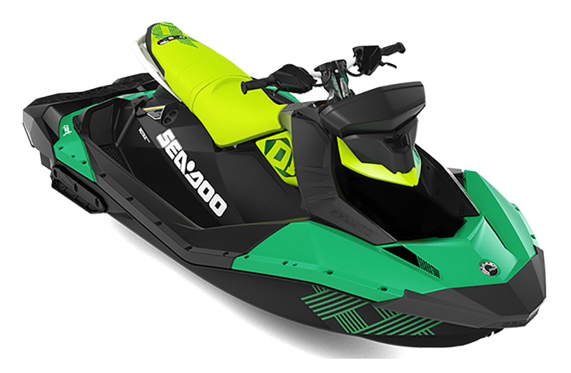 2021 Sea-Doo Spark Trixx 3up iBR + Sound System in Wilmington, Illinois