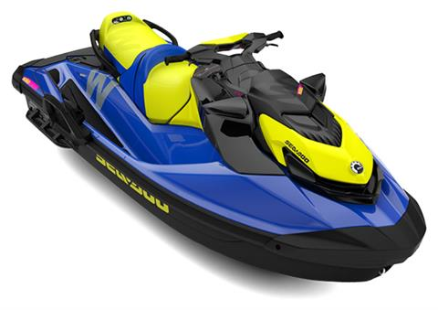 2021 Sea-Doo WAKE 170 iBR in Lancaster, New Hampshire