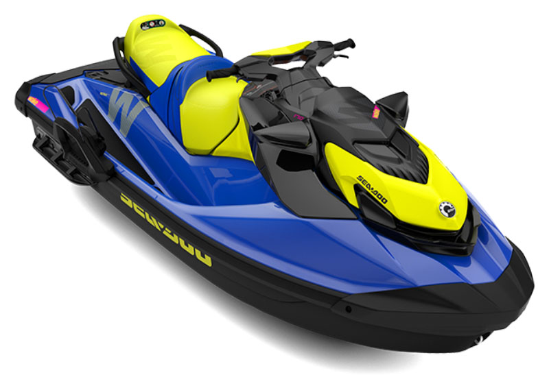2021 Sea-Doo WAKE 170 iBR in Wenatchee, Washington - Photo 1