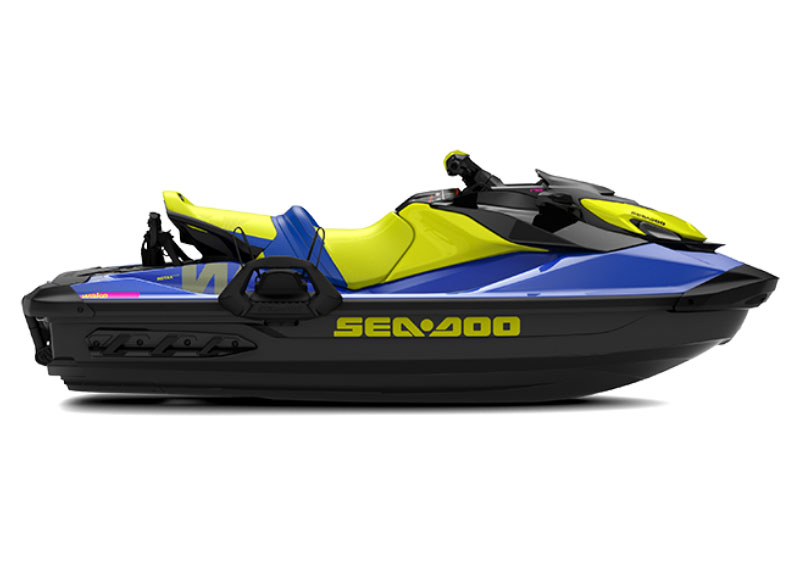 2021 Sea-Doo WAKE 170 iBR in Wilmington, Illinois