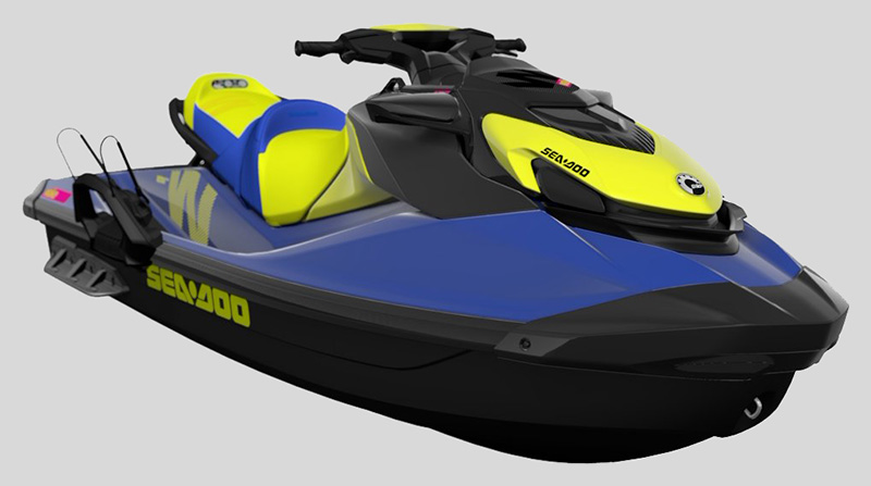 2021 Sea-Doo WAKE 170 iBR in Lakeport, California