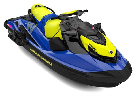 2021 Sea-Doo WAKE 170 iBR + Sound System in Lancaster, New Hampshire