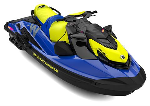 2021 Sea-Doo WAKE 170 iBR + Sound System in Presque Isle, Maine