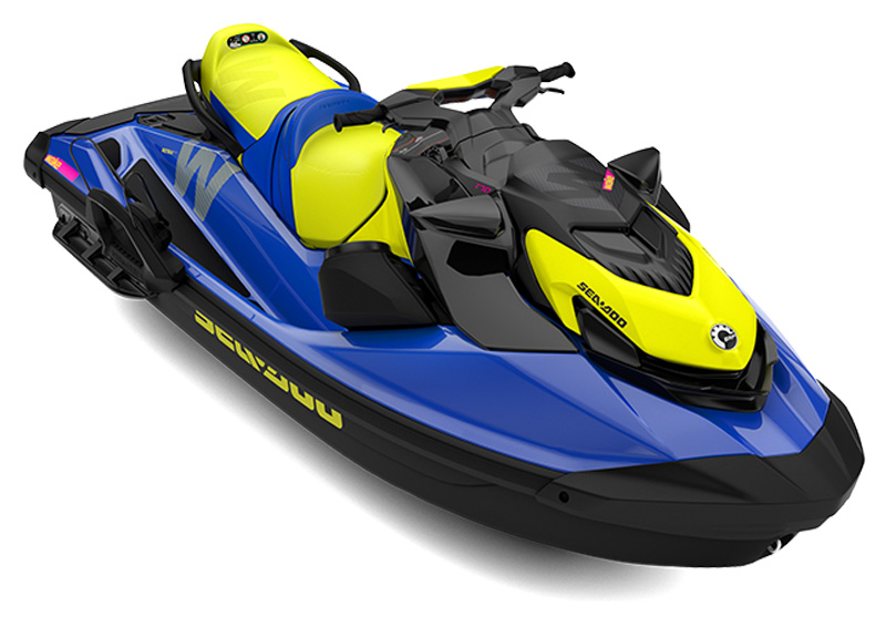 2021 Sea-Doo WAKE 170 iBR + Sound System in Albemarle, North Carolina