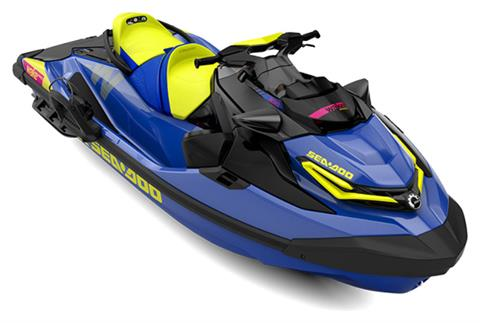 2021 Sea-Doo WAKE Pro 230 iBR + Sound System in Lancaster, New Hampshire