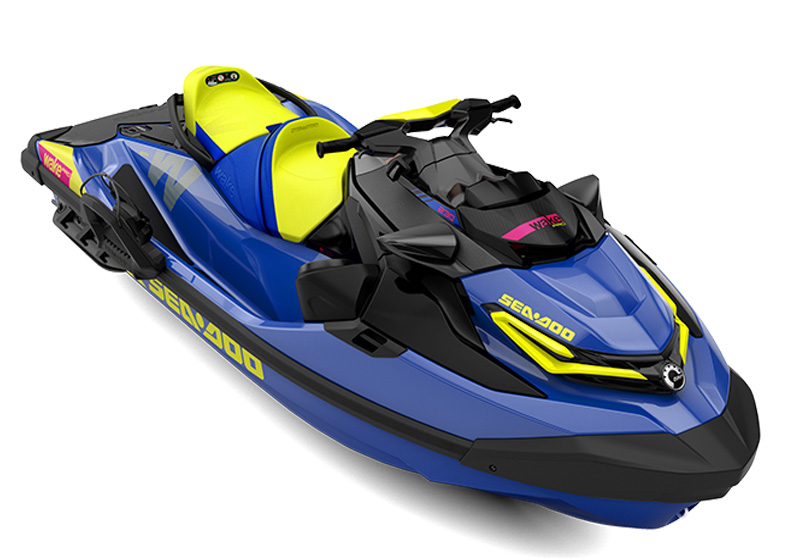 2021 Sea-Doo WAKE Pro 230 in Wilmington, Illinois