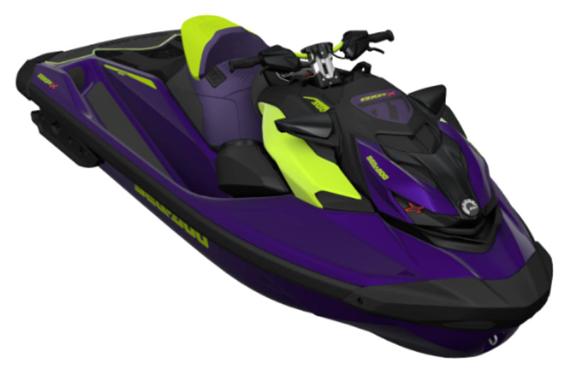 2021 Sea-Doo RXP-X 300 iBR + Sound System in Keokuk, Iowa