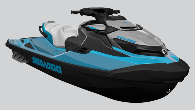 2021 Sea-Doo GTX 170 iDF + Sound System in Derby, Vermont