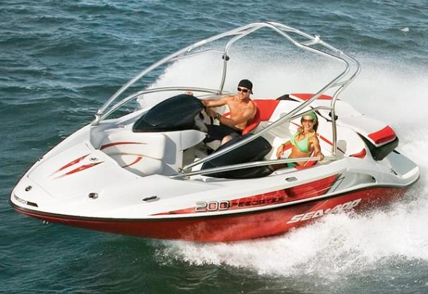 2008 Sea-Doo Sport Boats 200 Speedster in Rapid City, South Dakota