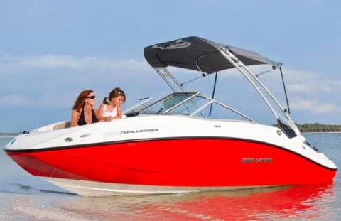 2011 Sea-Doo Sport Boats 180 Challenger SE in Pompano Beach, Florida