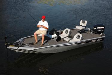 2015 SeaArk Stealth 190 in Bryant, Arkansas