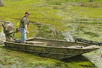 2015 SeaArk Mud Runner 170 in Bryant, Arkansas