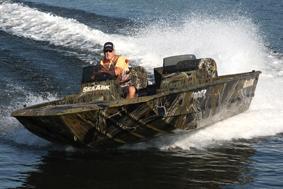 2015 SeaArk Predator 200 FS in Bryant, Arkansas