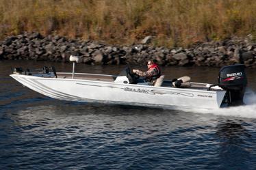 2016 SeaArk Stealth 210 in Bryant, Arkansas