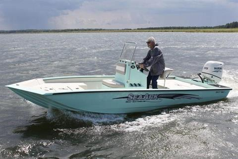 2016 SeaArk BXT190 in Bryant, Arkansas